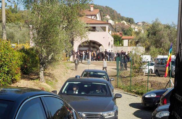 La villa (Foto Pasquali)
