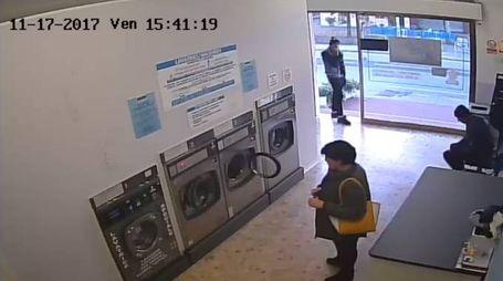 Il filmato della lavanderia