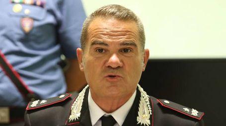 Il generale Guido Conti, 58 anni
