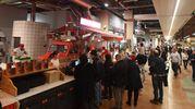 40 fabbriche, oltre 40 luoghi di ristoro, botteghe, un mercato, 'giostre' educative multimediali e interattive (foto Schicchi)