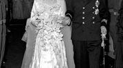 Il matrimonio del 10 novembre 1947 (Lapresse)