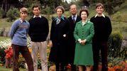 Foto di famiglia del 1979 (Lapresse)
