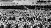 Nel 1959 con lo Yacht Britannia (Lapresse)
