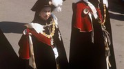 In processione nel 1973 (Lapresse)