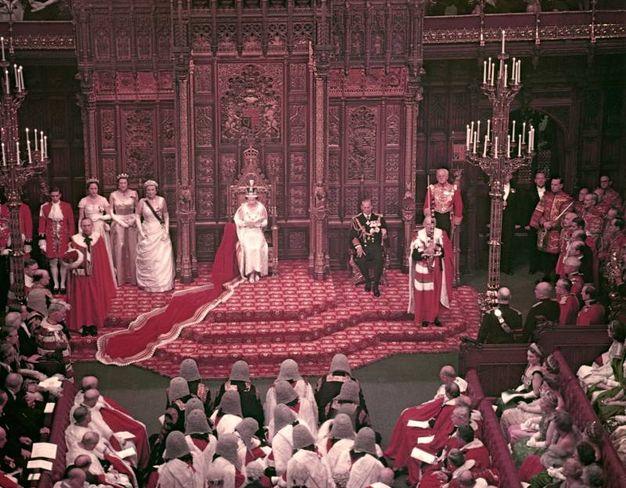 Nel '58, discorso alla House of Lords (Lapresse)