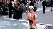 Visita in Giappone del 1975 (Lapresse)