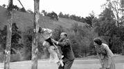 Nel '55 con la principessa Anna bambina (Lapresse)