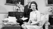 Nel 1972 a Buckingham Palace (Lapresse)