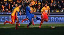 Alessandro Matri ha segnato il gol del 1-1 (Foto LaPresse)
