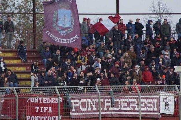 Pontedera-Monza (Sarah Esposito/Fotocronache Germogli)