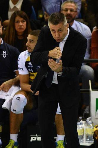 Coach Stoytchev (foto Fiocchi)