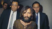 Charles Manson in un'immagine del 1969 (Ansa)