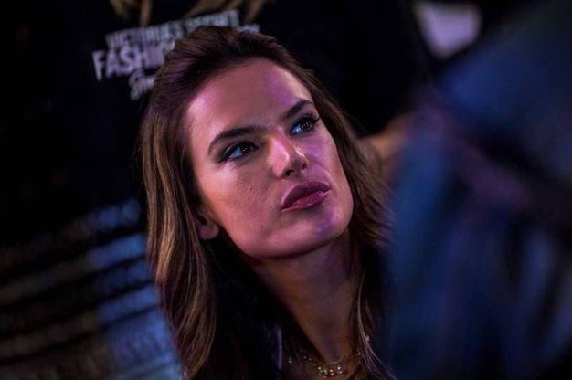 Alessandra Ambrosio (Afp)