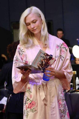 Karlie Kloss (foto Lapresse)