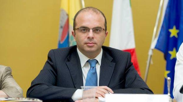 Il sindaco Luca Elia