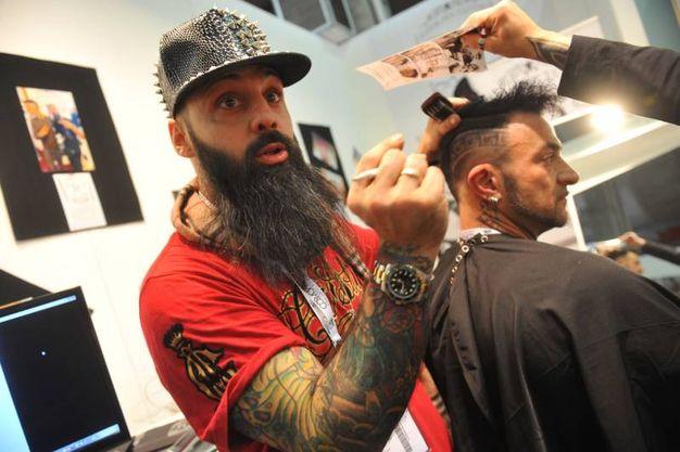 L'edizione autunnale di On  Hair (FotoSchicchi)