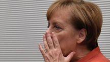 Angela Merkel, cancelliera tedesca (Afp)