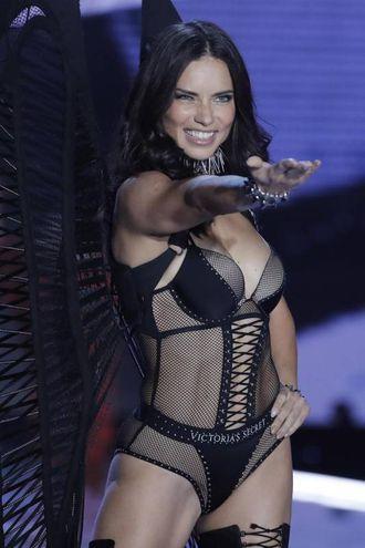 Adriana Lima (Ansa)