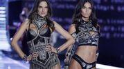Alessandra Ambrosio e Lily Aldridge (Ansa)