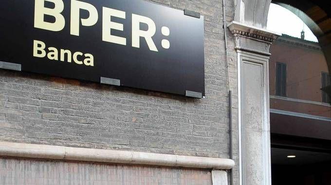 Una filiale ex Carife con la nuova insegna Bper (Businesspress)