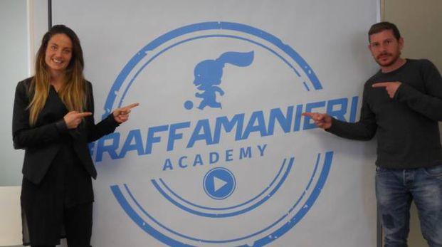 La presentazione dell'Academy RaffaManieri
