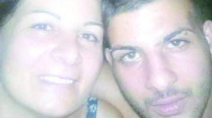 Daniela Manzitti e il figlio Michael Bottone