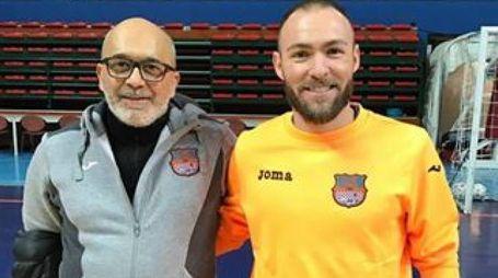Futsal Pistoia: Vannucchi e Daga