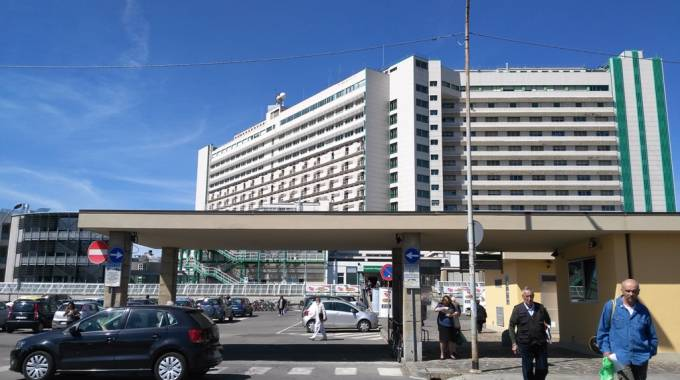 Ospedale Maggiore, foto Dire