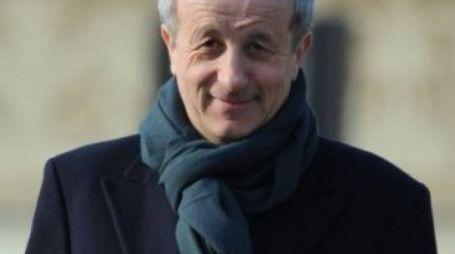 Il sindaco di Sondrio, Alcide Molteni