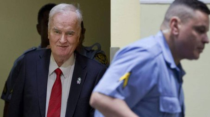 Ratko Mladic (Afp)