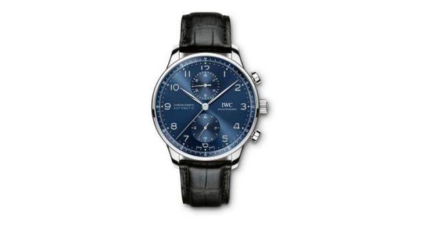 IWC- Portoghese Cronografo