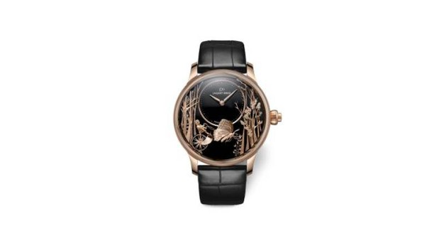 Jaquet Droz- Loving Butterfly Automaton