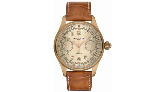 Montblanc- 1858 Chronograph L.E