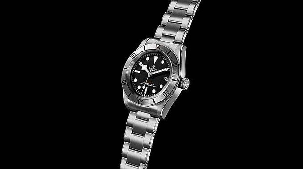Tudor - Heritage Black Bay Steel:
