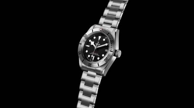 Tudor- Heritage Black Bay Steel