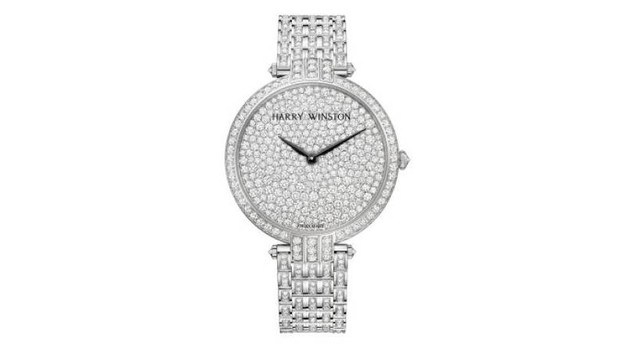 Harry Winston - Premier Ladies Brillant Cut Diamonds