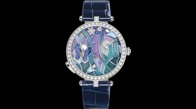 Van Cleef & Arpels - Lady Arpels Papillon Automate