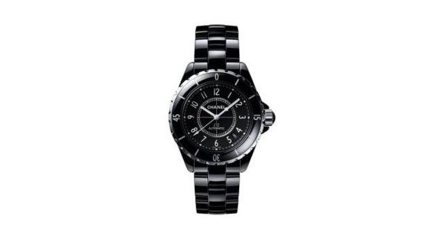 Chanel Horlogerie - J12-Black