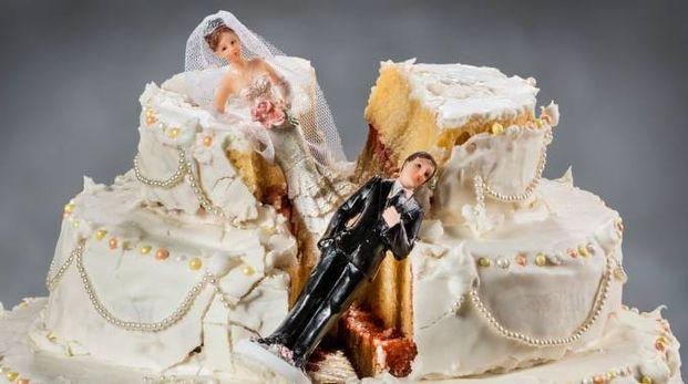 Divorzi, foto d'archivio (iStock)
