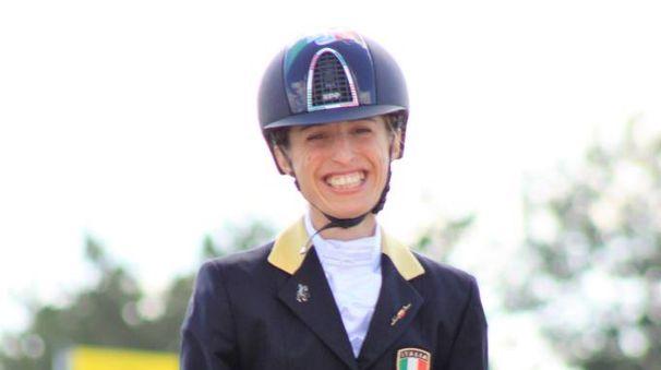 Sara Morganti, ritirerà il riconoscimento domenica prossima