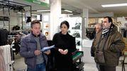 L'annuncio: la casa madre del 'Mercatino franchising' l'ha comprato e lo collocherà nella sede centrale a Verona (FotoFiocchi)