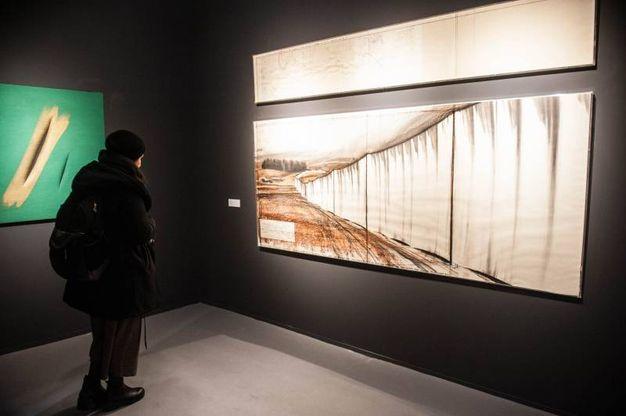 The Wall, la mostra a palazzo Belloni (foto Schicchi)
