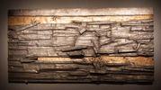 Una delle opere in mostra (foto Schicchi)