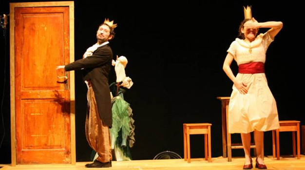 Rosaspina del Teatro del Piccione, domenica 17 dicembre