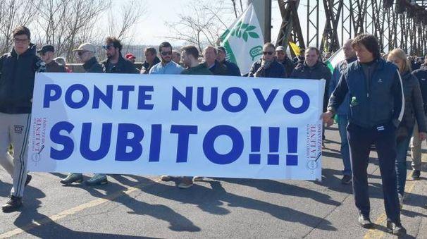 La protesta dei sindaci