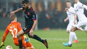 Milan-Austria Vienna 5-1 (Lapresse)