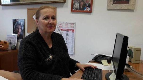 La dirigente del Fossombroni Francesca Dini