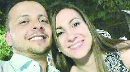 """Giuly Damiani col fidanzato, morto all'Hotel Rigopiano: """"Dovevamo sposarci"""""""