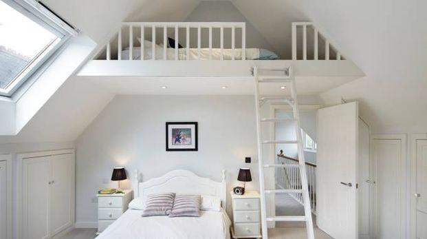 Realizzare un soppalco in casa idee e consigli pratici for Un garage con soppalco