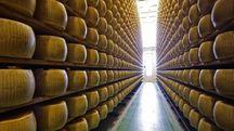 Foto generica di Parmigiano Reggiano